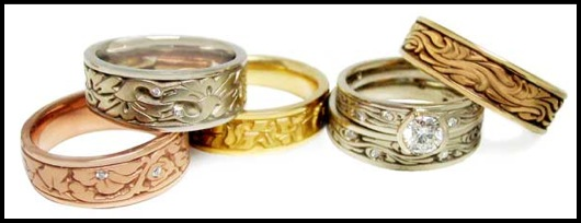 best 25 wood wedding bands ideas on mens - African Wedding Rings